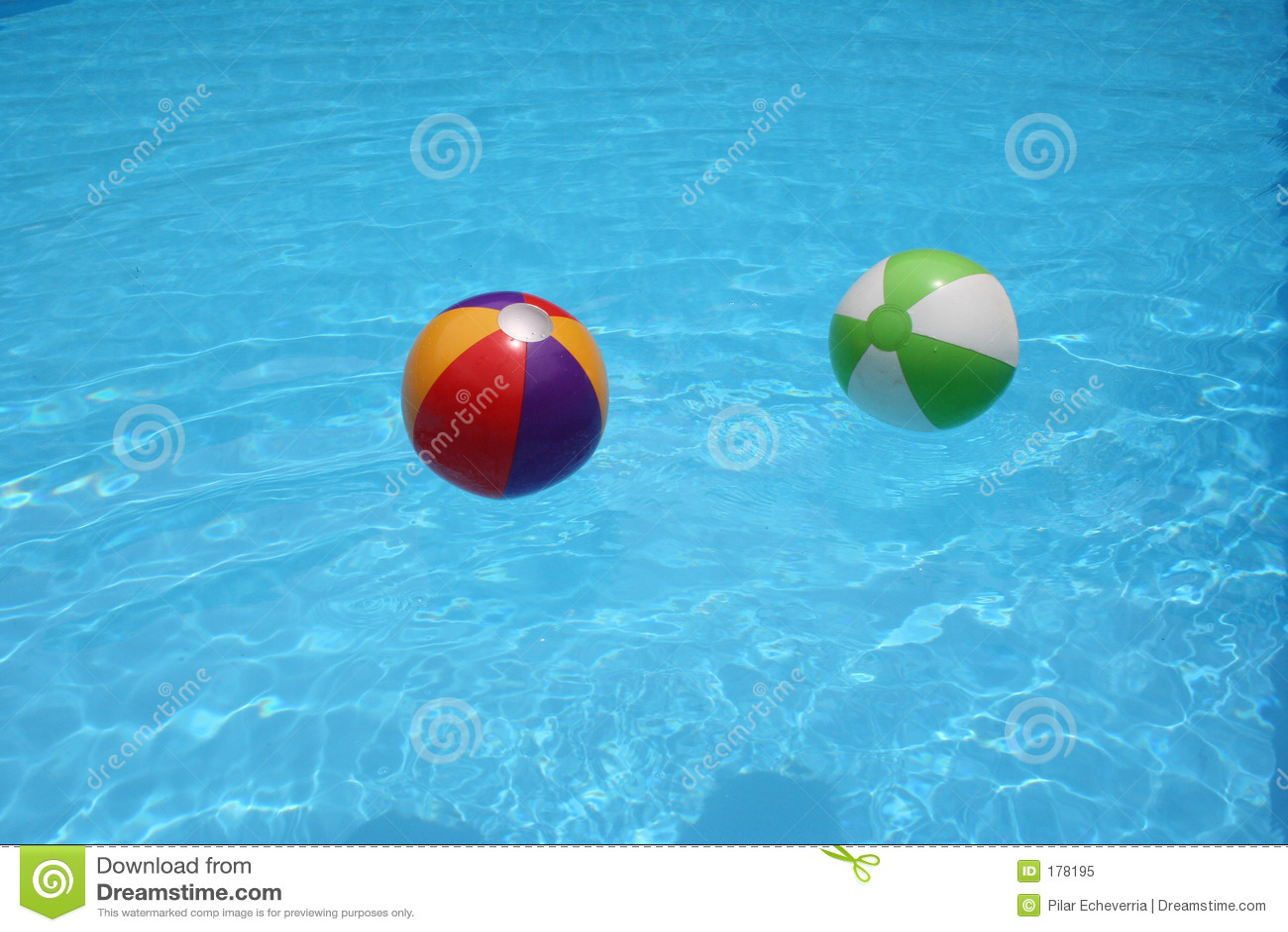 Bolas de playa