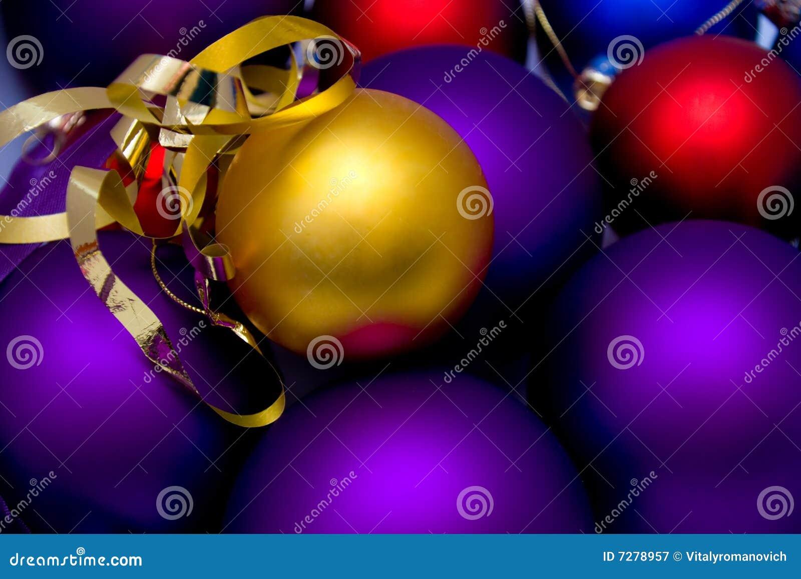 Bolas del Año Nuevo
