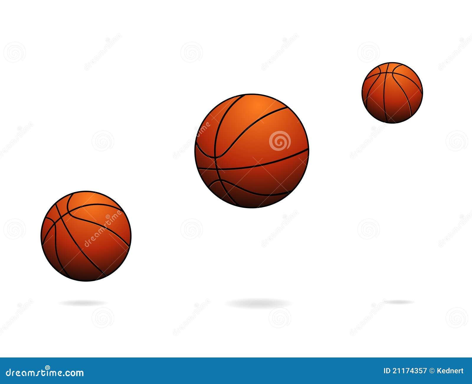 Deportes Pelotas Fondo Grunge: Bolas Del Baloncesto Del Remolino Y Del Grunge Fijadas