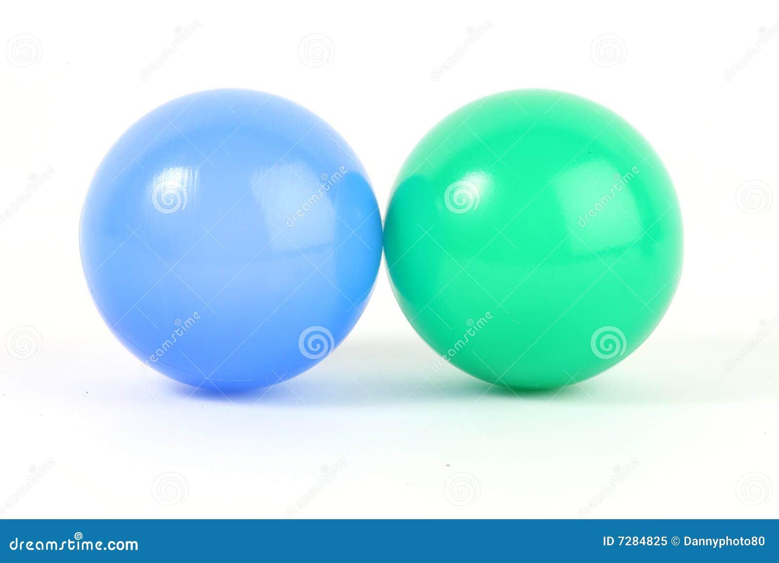 Bolas plásticas