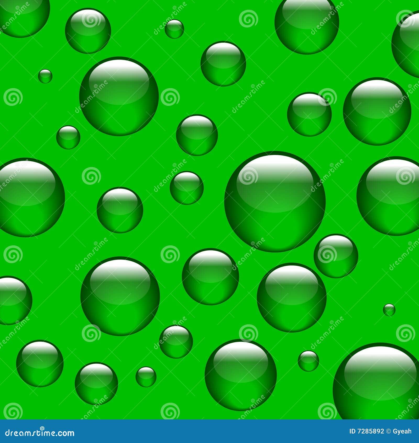 Bolas verdes