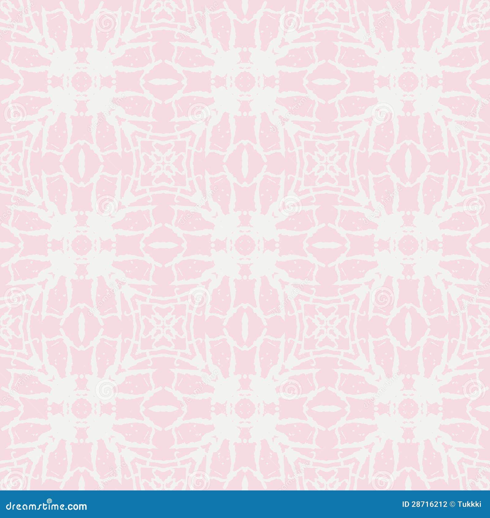 bold soft cute pink romantic pattern ornament stock vector