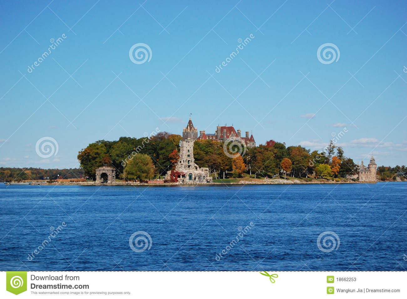 Thousand Islands New York Boat Tour