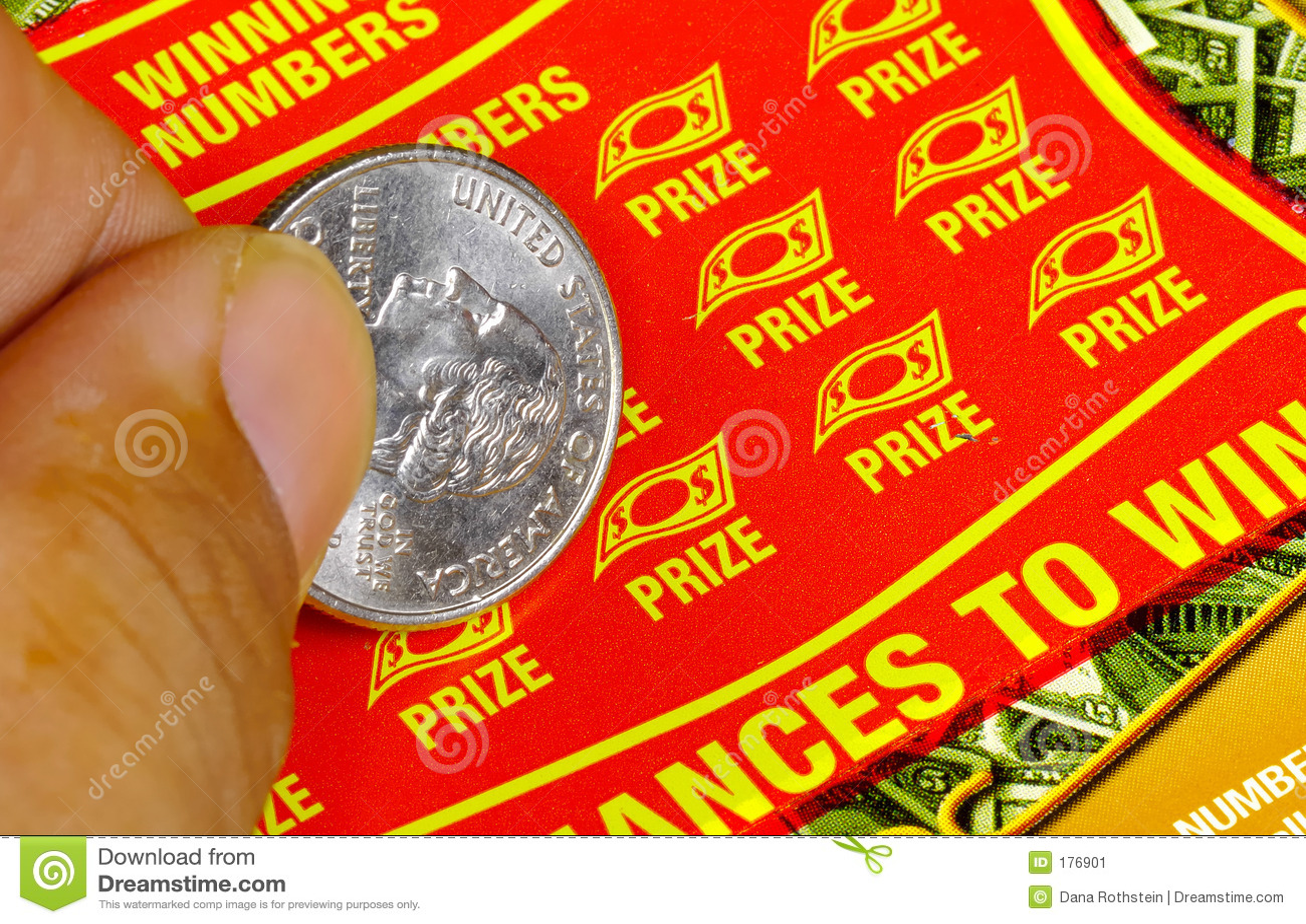 Boleto de loteria