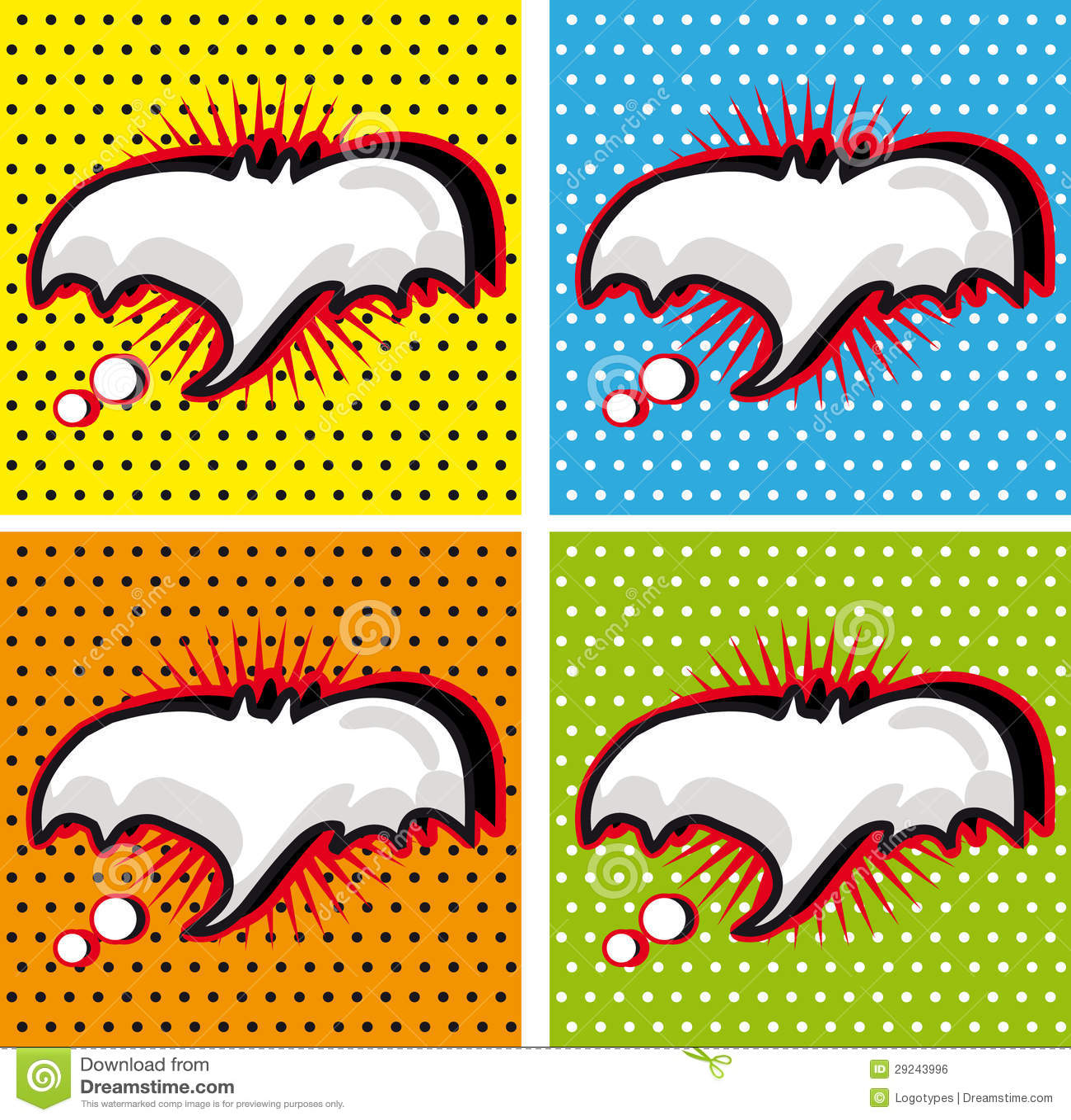 Download Bolha Do Discurso Do Dia Das Bruxas Do Bastão Nos Fundos Do Estilo Da PNF-Arte Ajustados Ilustração Stock - Ilustração de halloween, conceito: 29243996