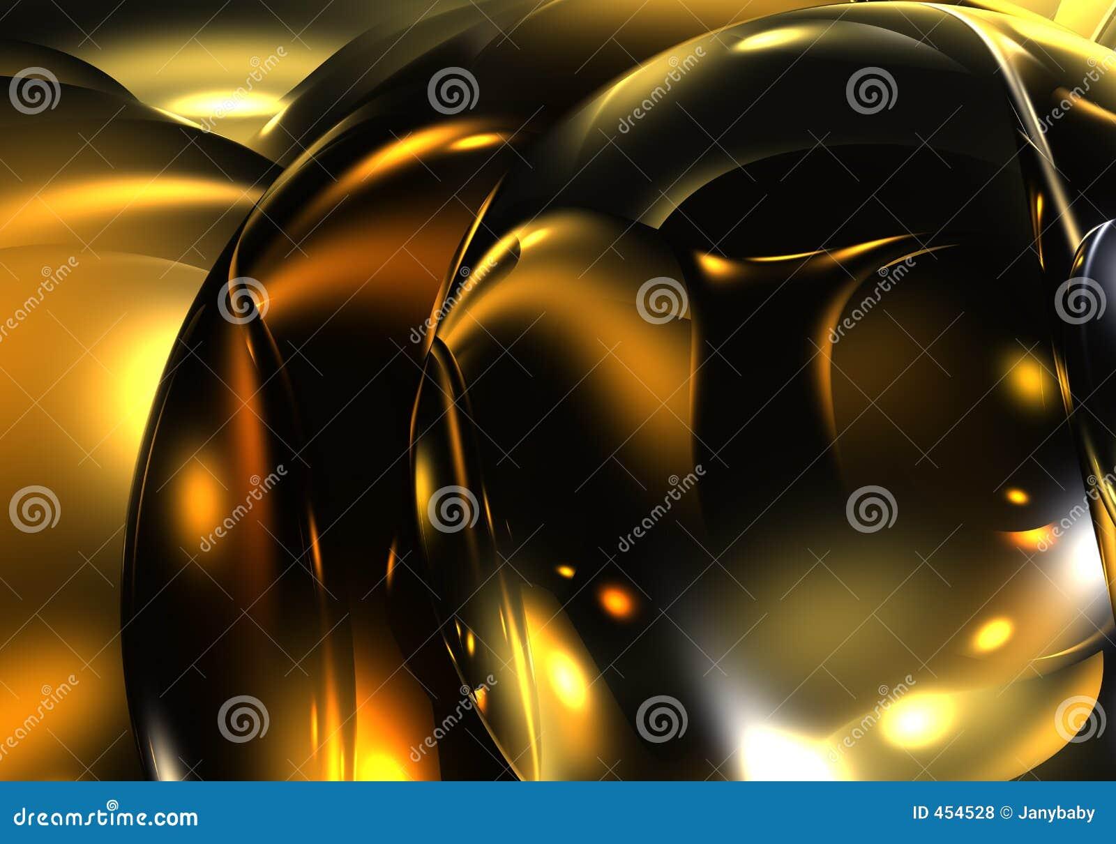 Bolhas douradas 02