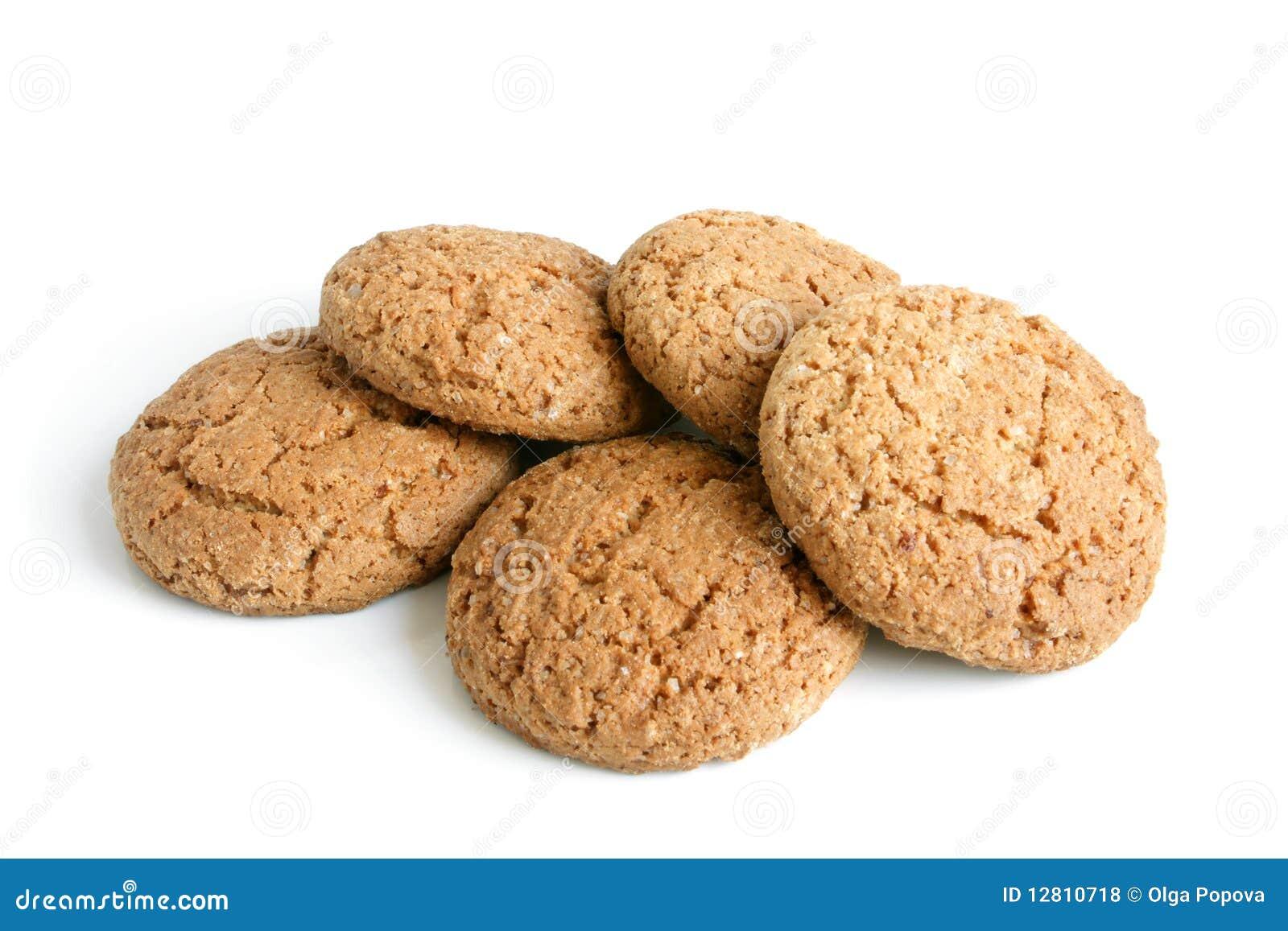 Bolinhos de Oatmeal