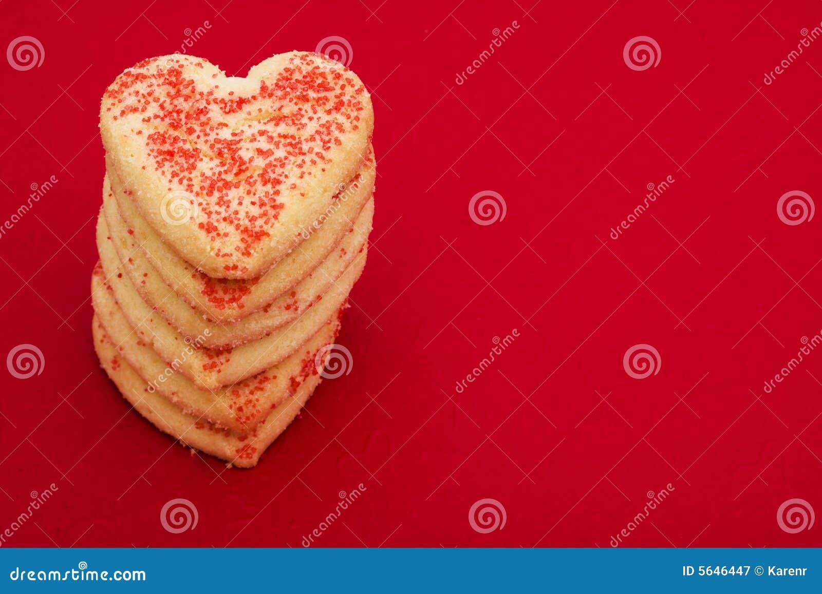 Bolinhos do coração