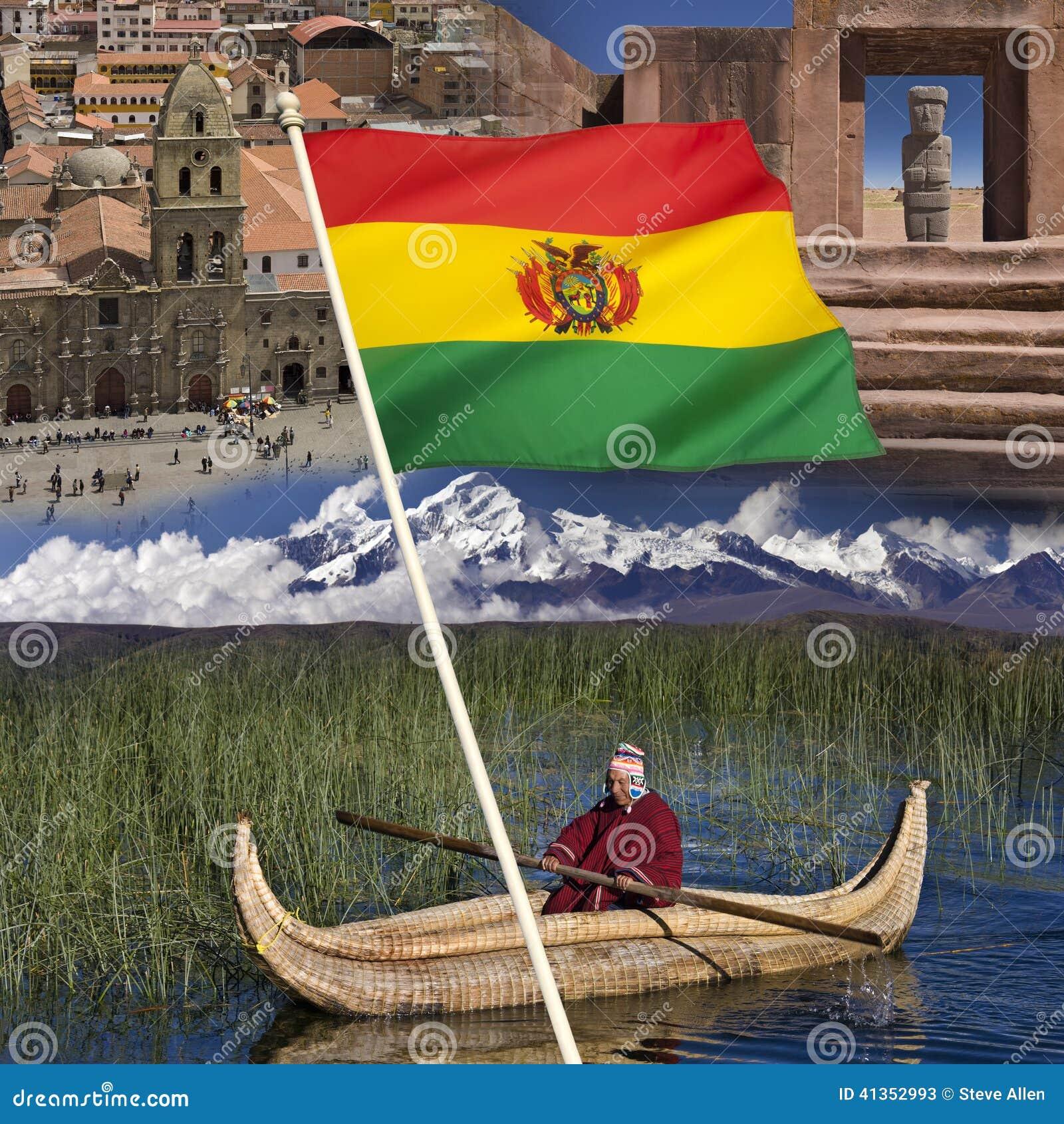 Bolivia - destinos turísticos