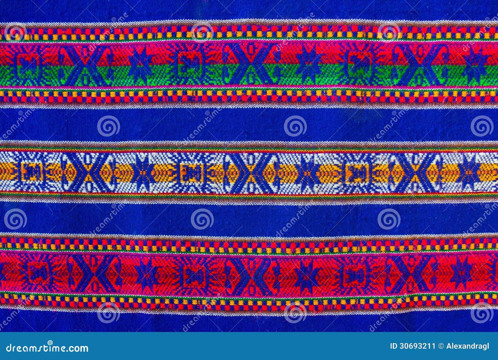 Bolivian Pattern Stock Image Image Of Aboriginal