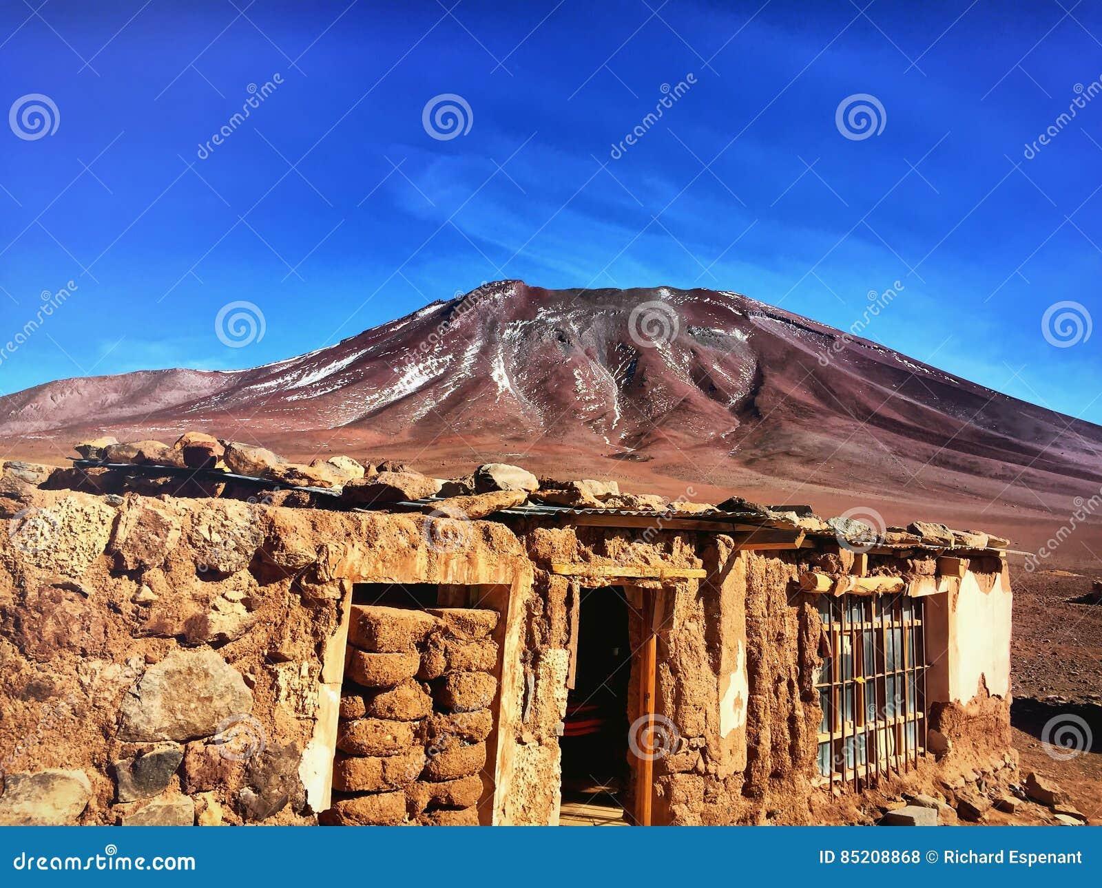 Bolivianische Grenze