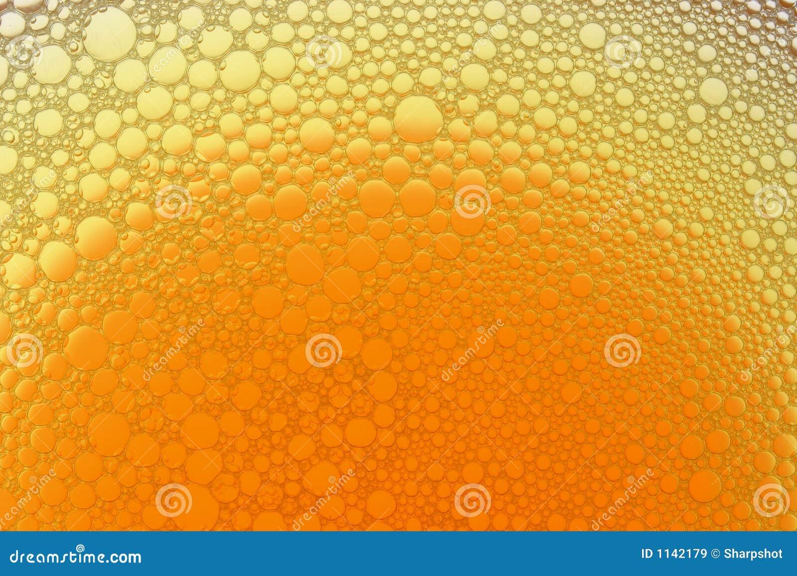 Bolle di colore giallo arancione immagini stock libere da for Oggetti di colore giallo