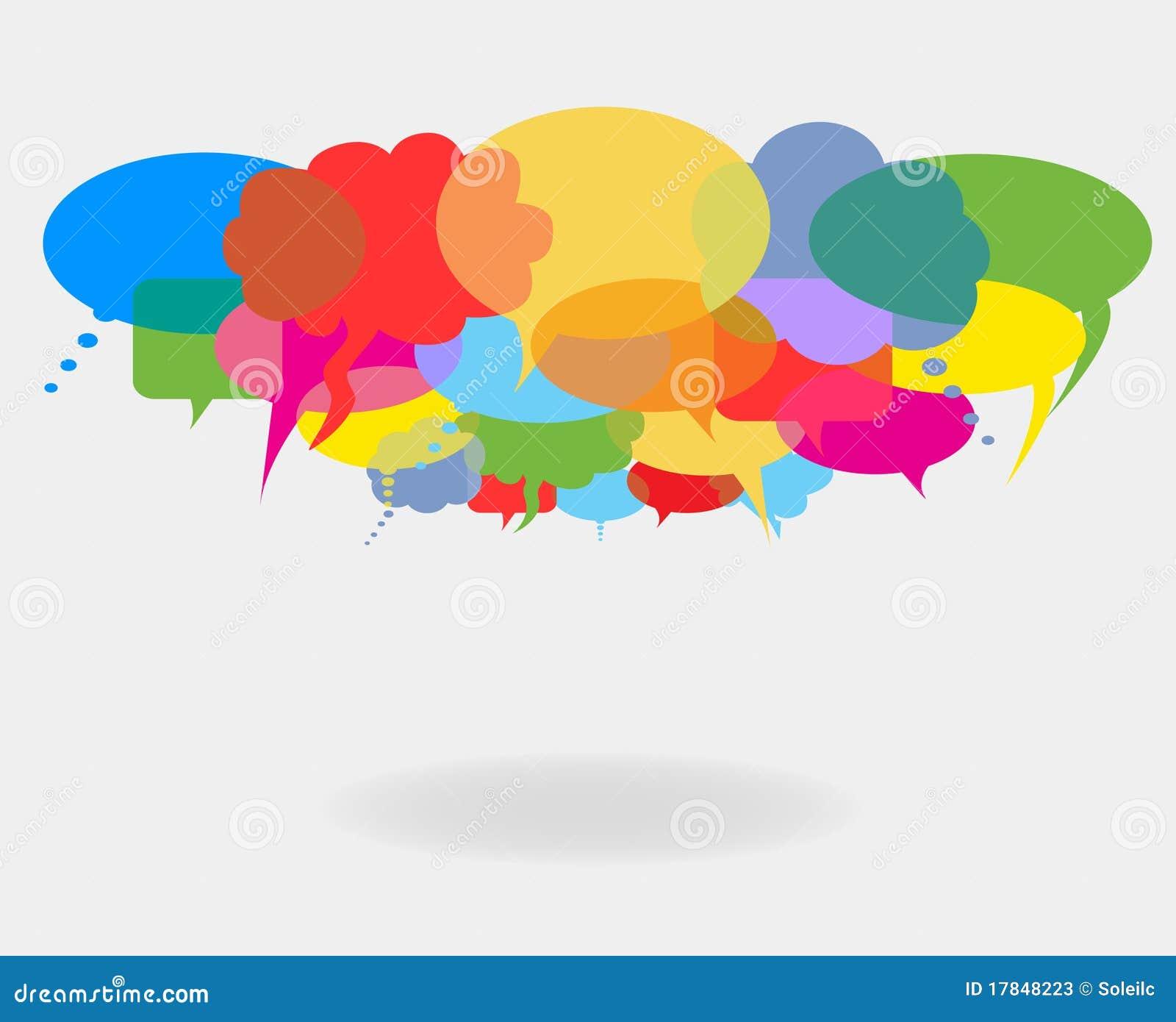 Bolle di discorso e di colloquio