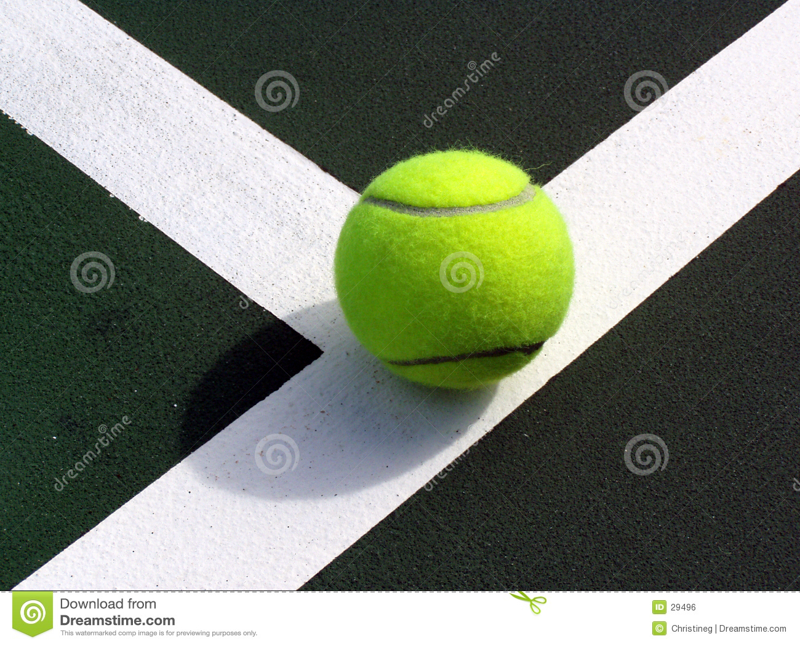 Bolllinje tennist