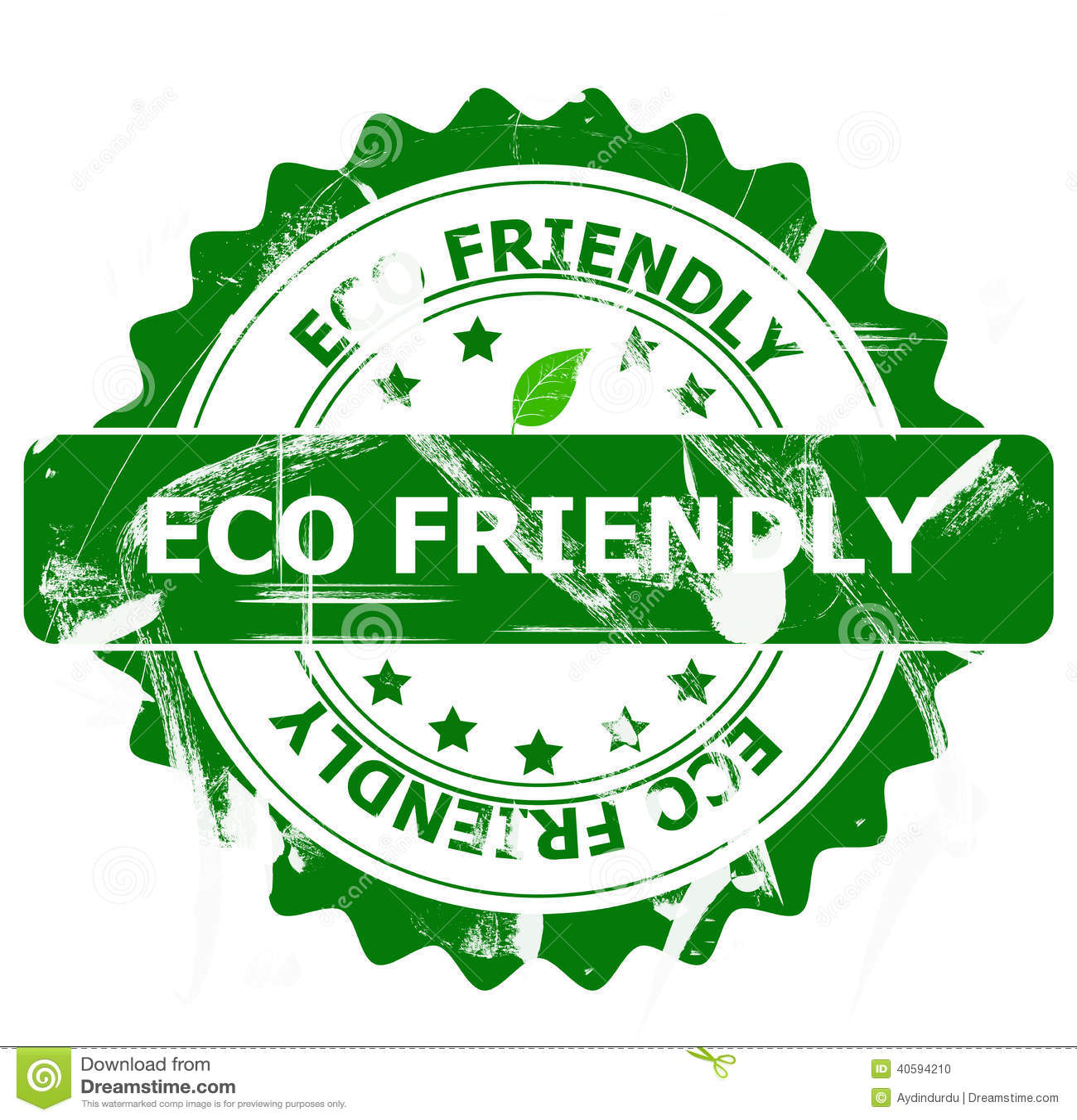Bollo amichevole di Eco