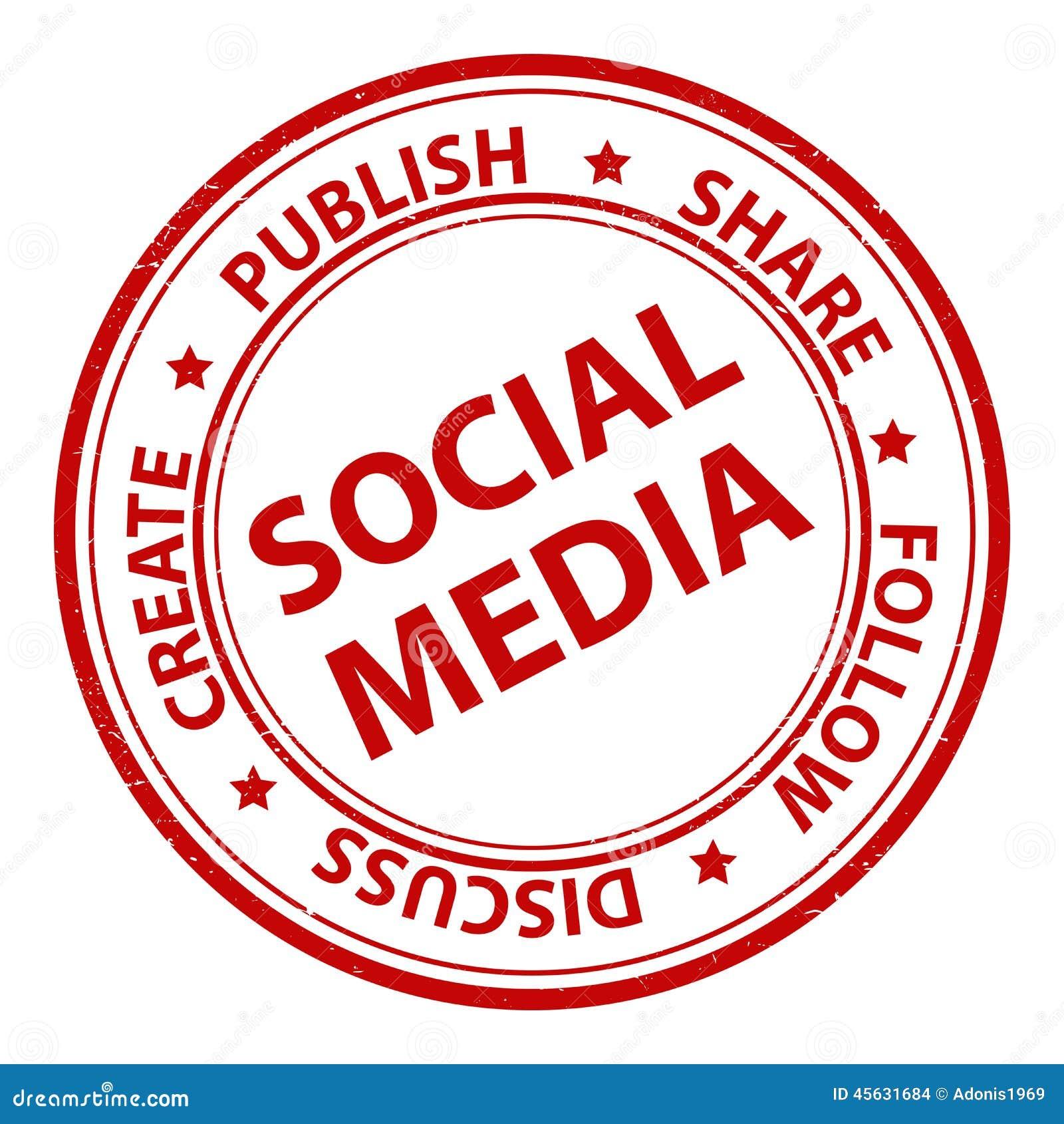 Bollo sociale di media