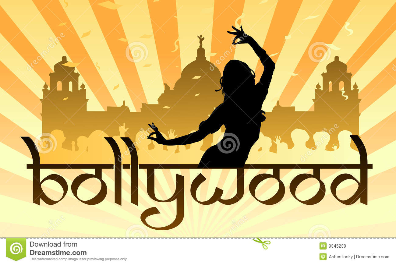 bollywood indian film industry royalty free stock photos