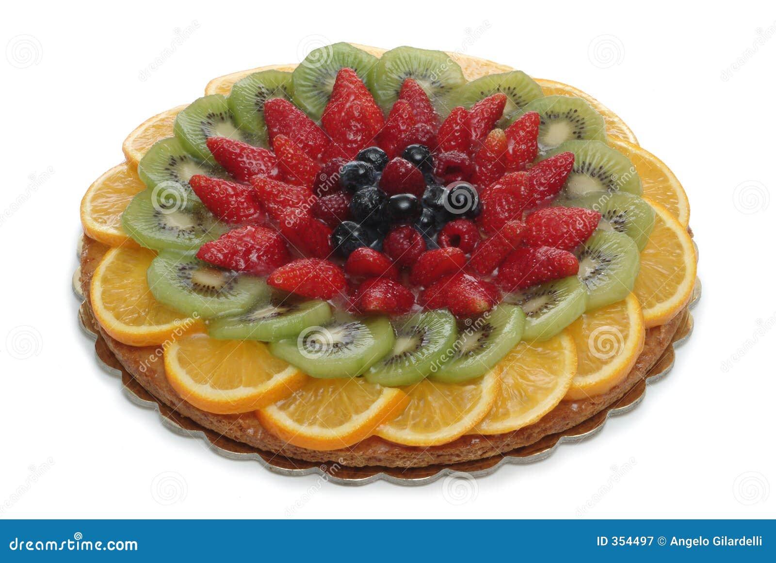 Bolo da fruta