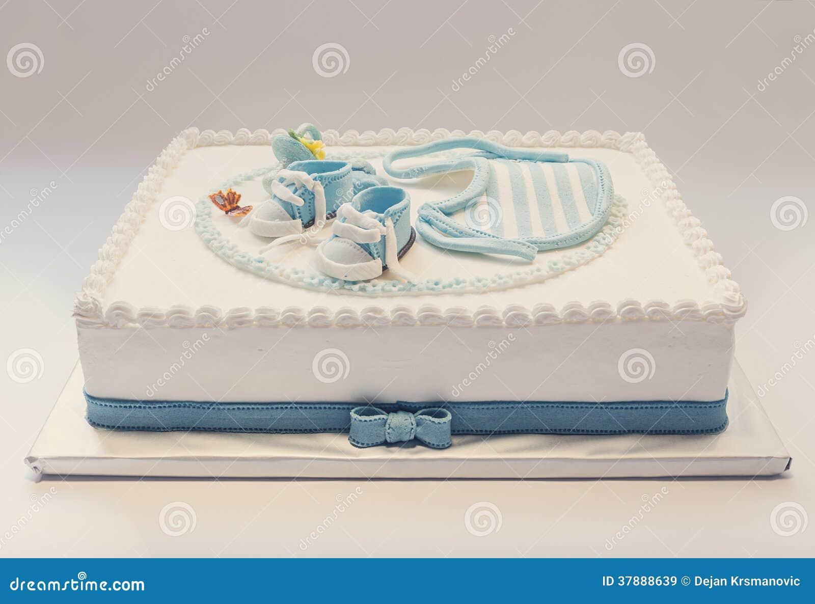 Bolo de aniversário do bebê