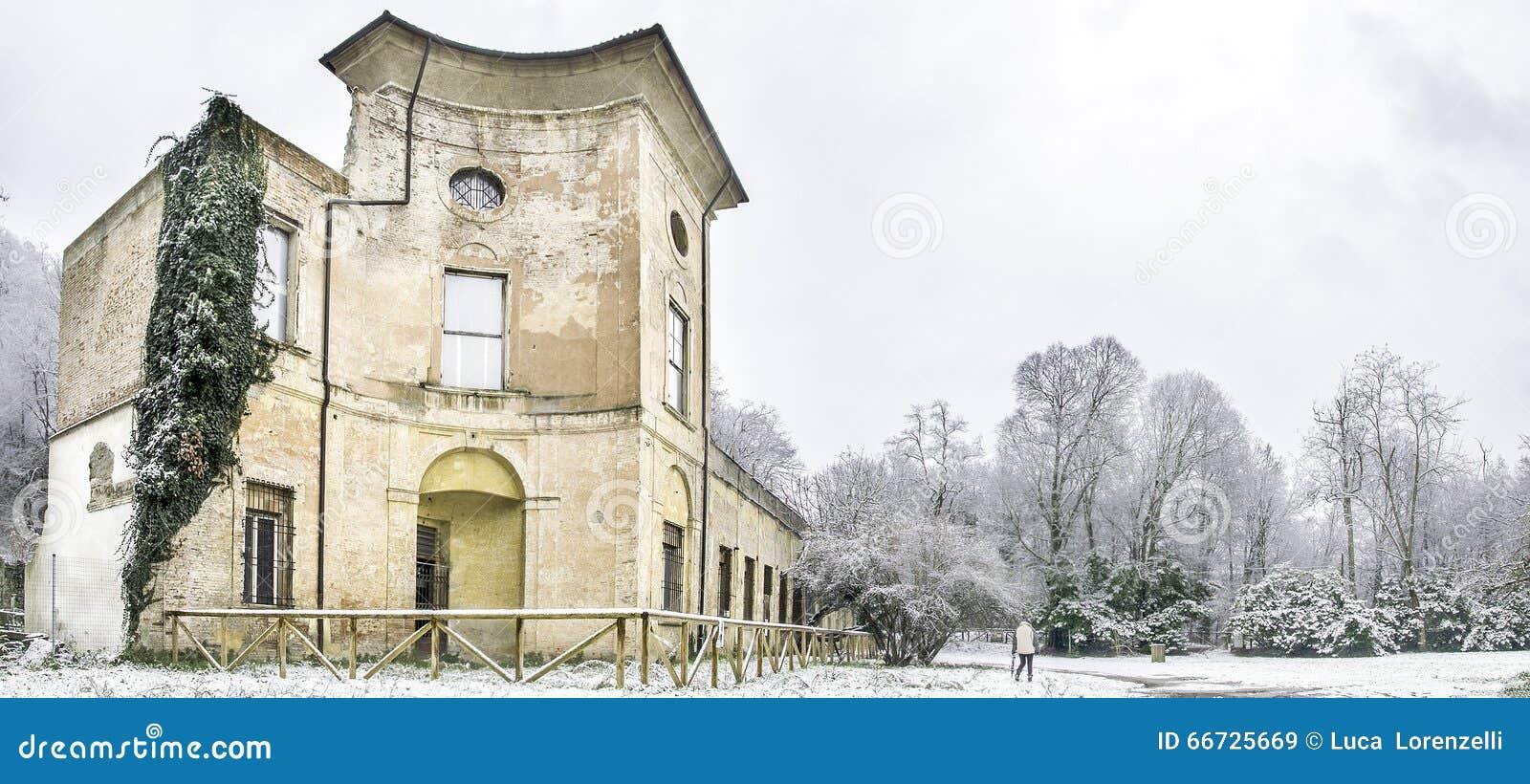 Bologna italy december 28 2014 villa sampieri talon for Casalecchio di reno bologna hotel