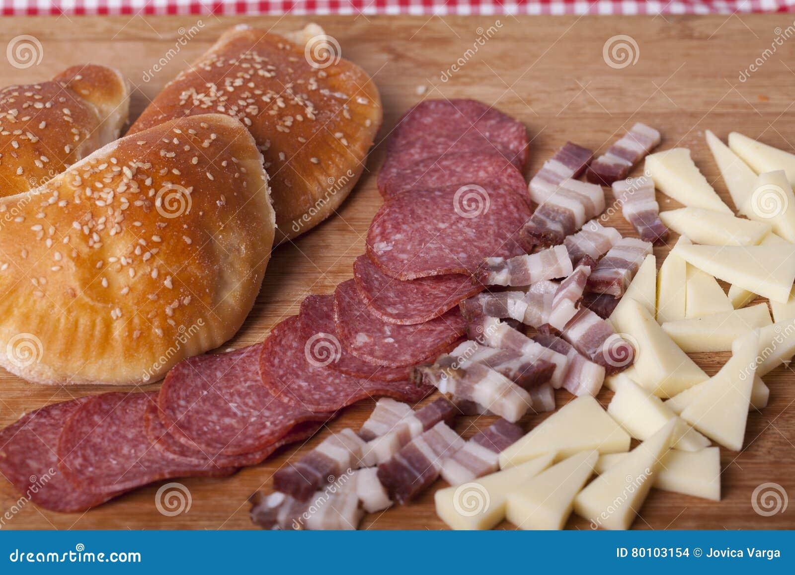 Bolos caseiros para o café da manhã