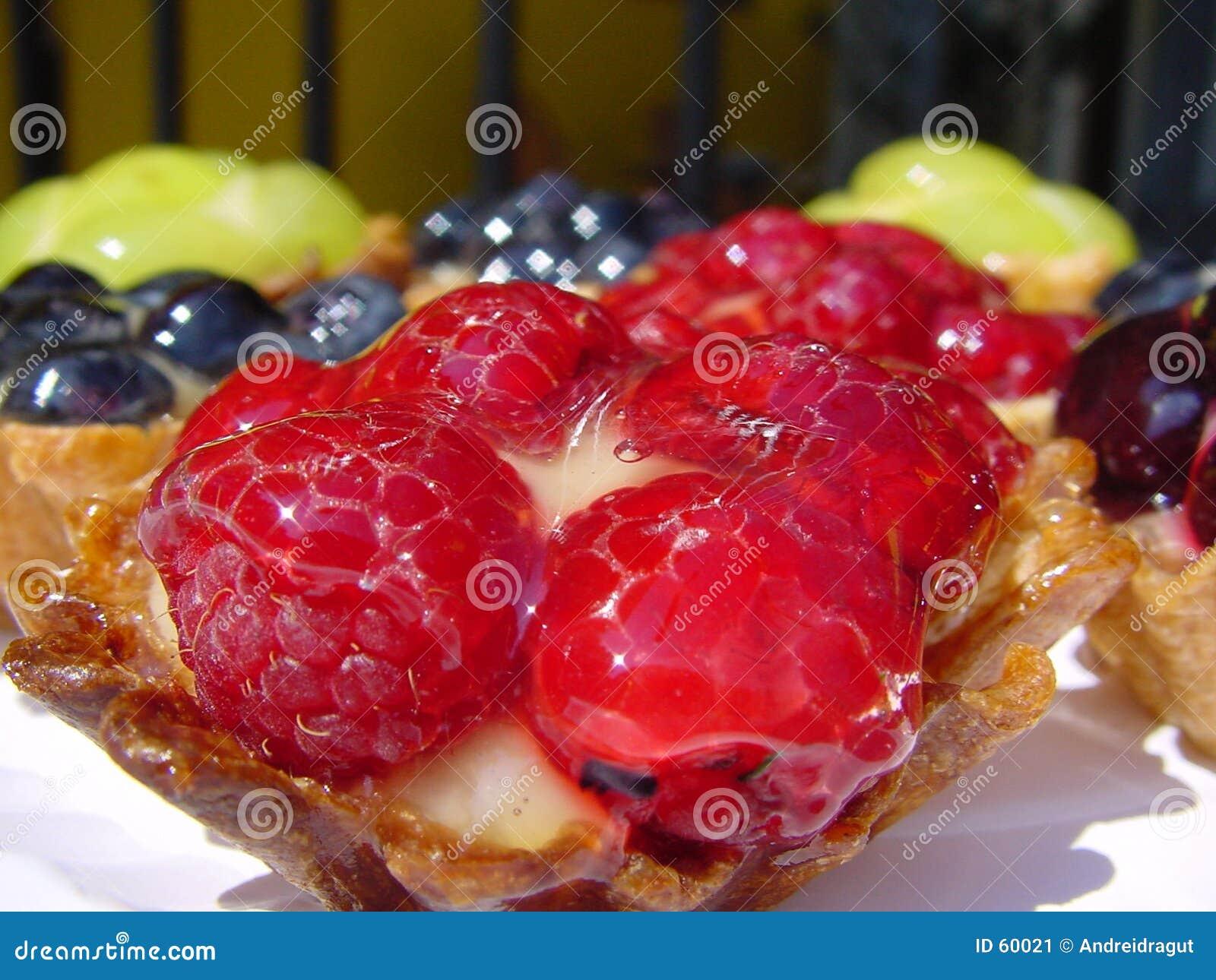 Bolos da fruta