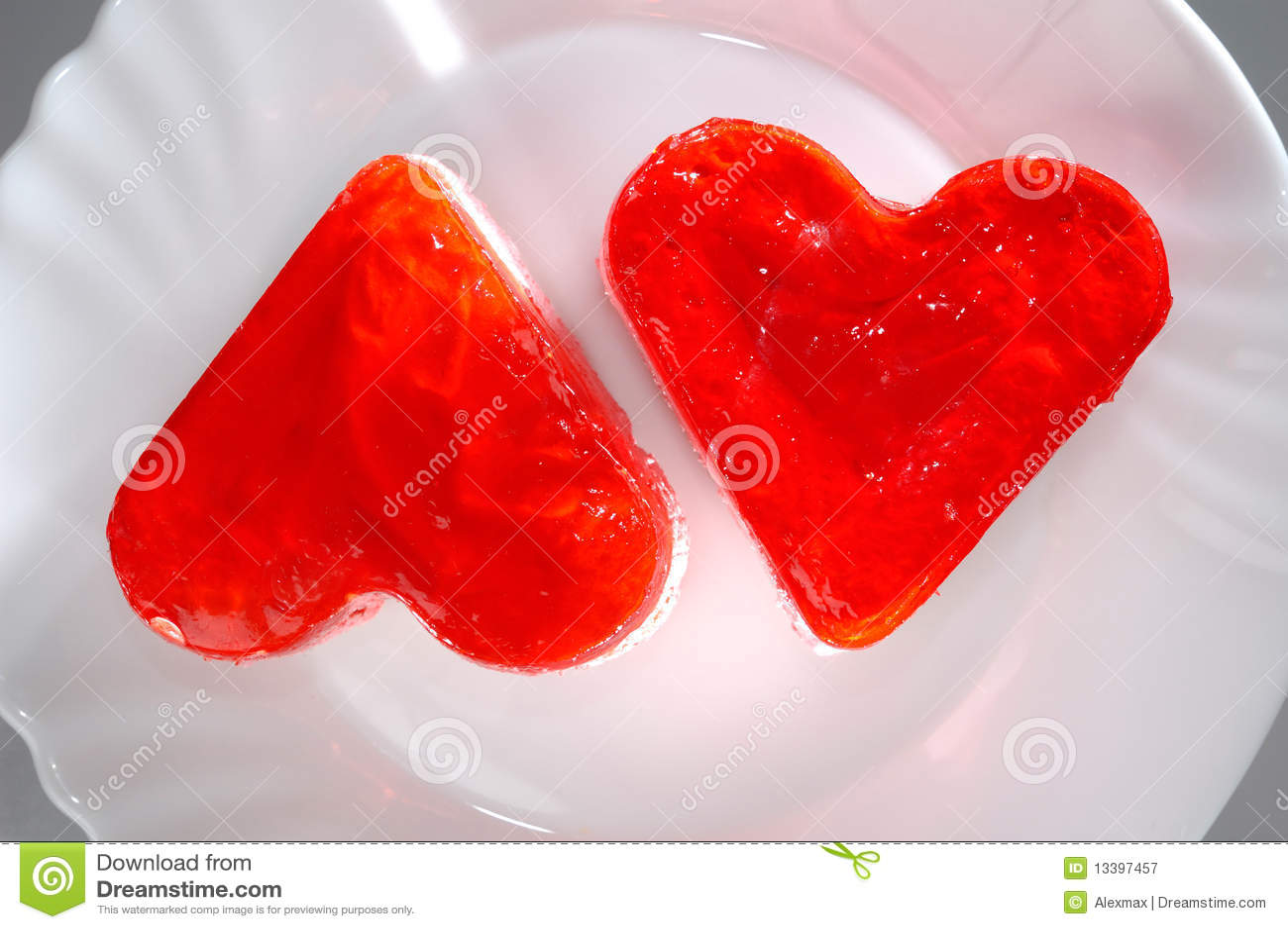 Bolos Heart-Shaped encantadores