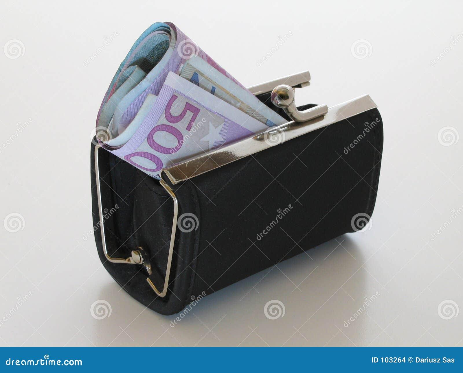 Bolsa do dinheiro