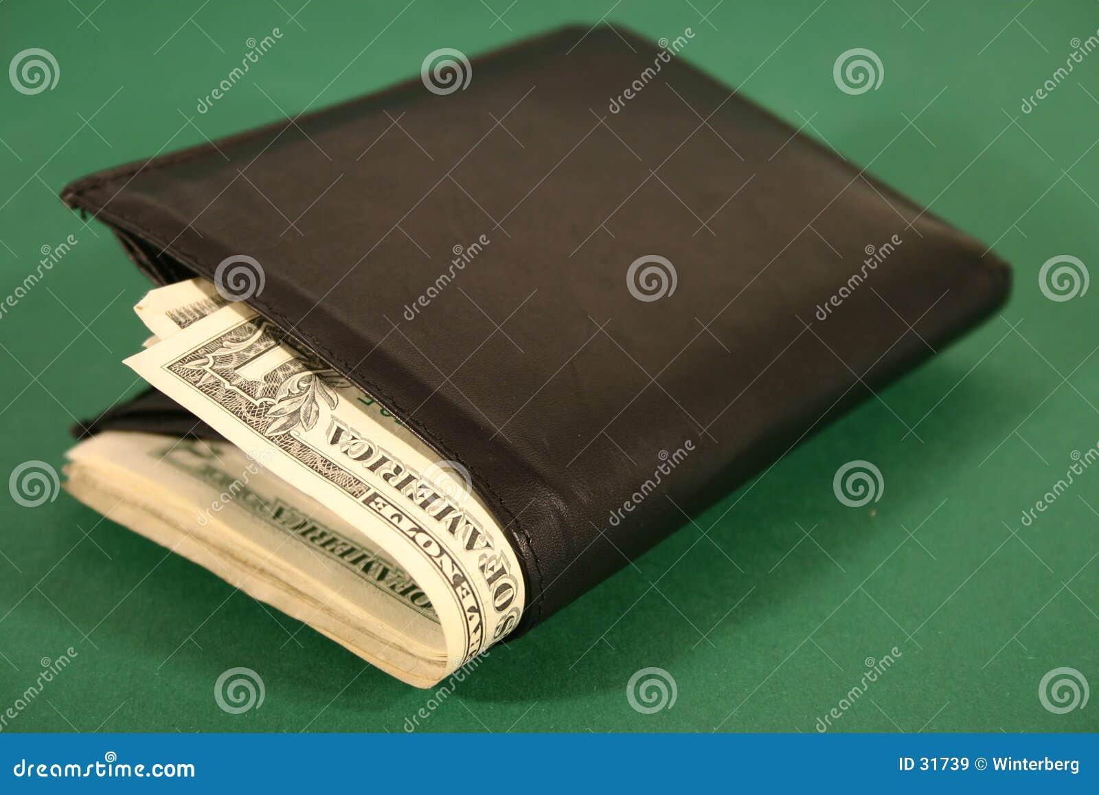 Bolsa do dinheiro mim