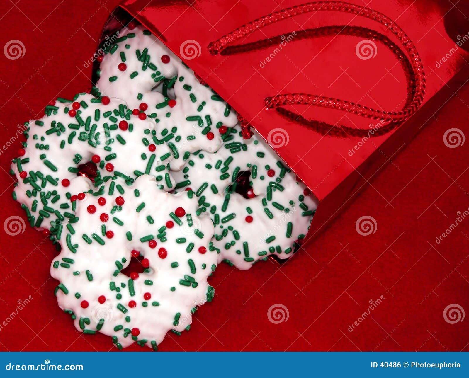Download Bolso de galletas foto de archivo. Imagen de asperja, brillante - 40486