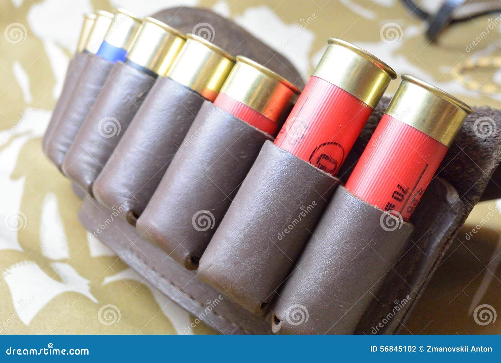 Bolso de munición
