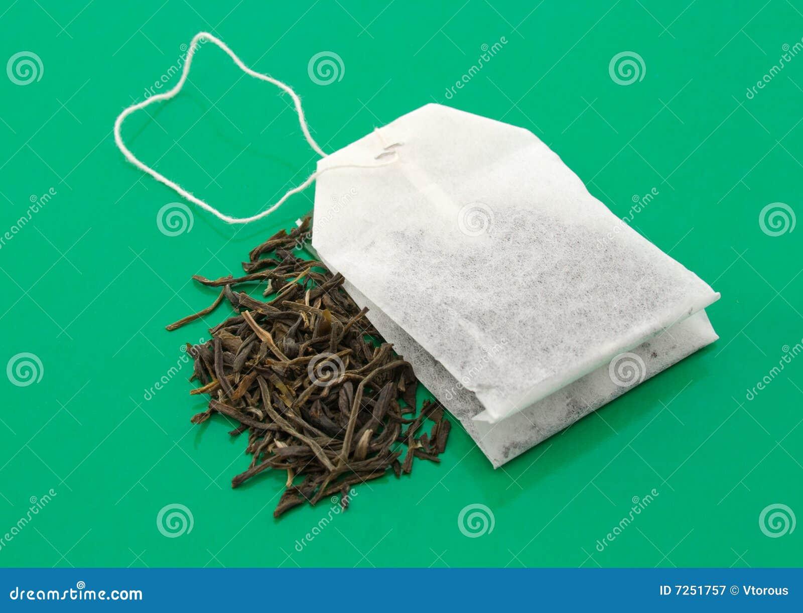Bolso de té