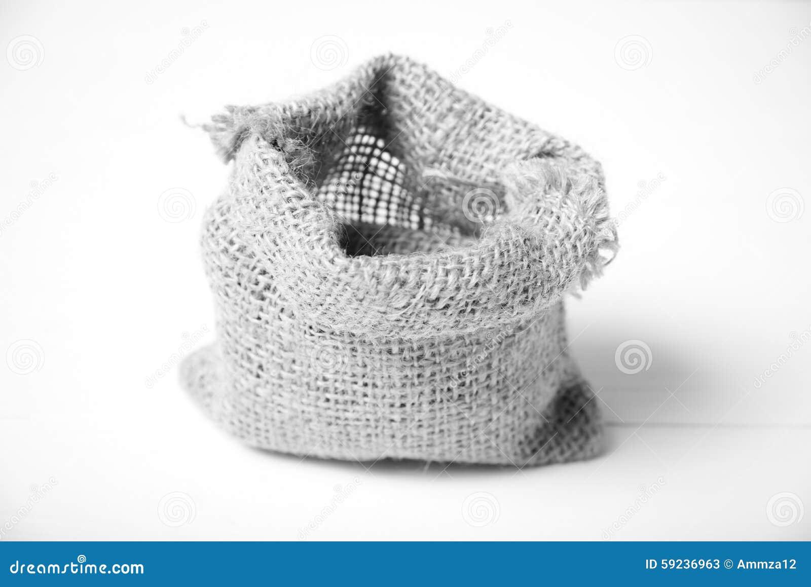 Download Bolso del saco imagen de archivo. Imagen de bolsa, tela - 59236963