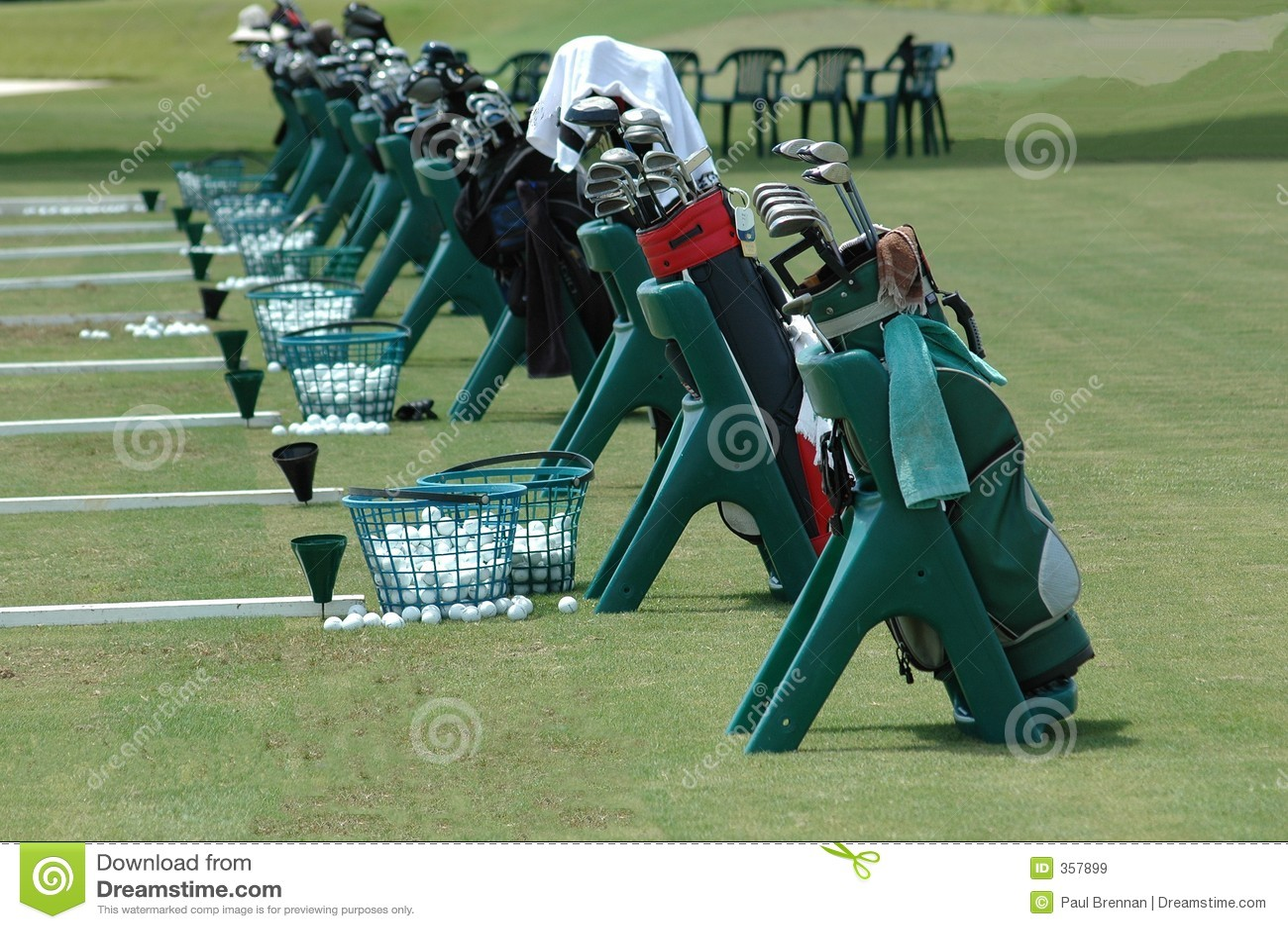 Bolsos de golf