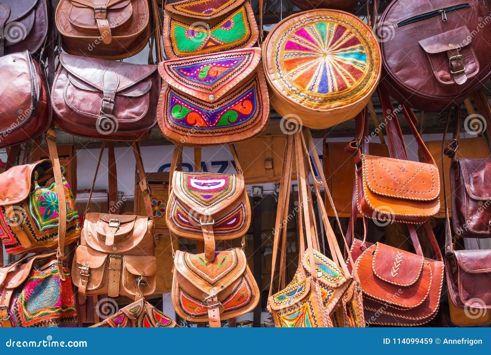 hechos la la India Manali para turistas los a mano a Bolsos venta avdqdZw