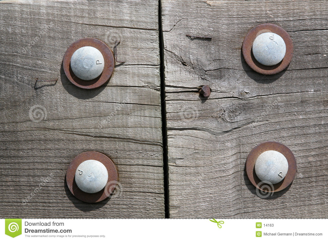 Bolted Wood