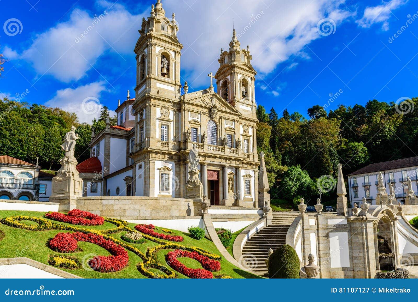 Bom Jesus gör Monte, Braga