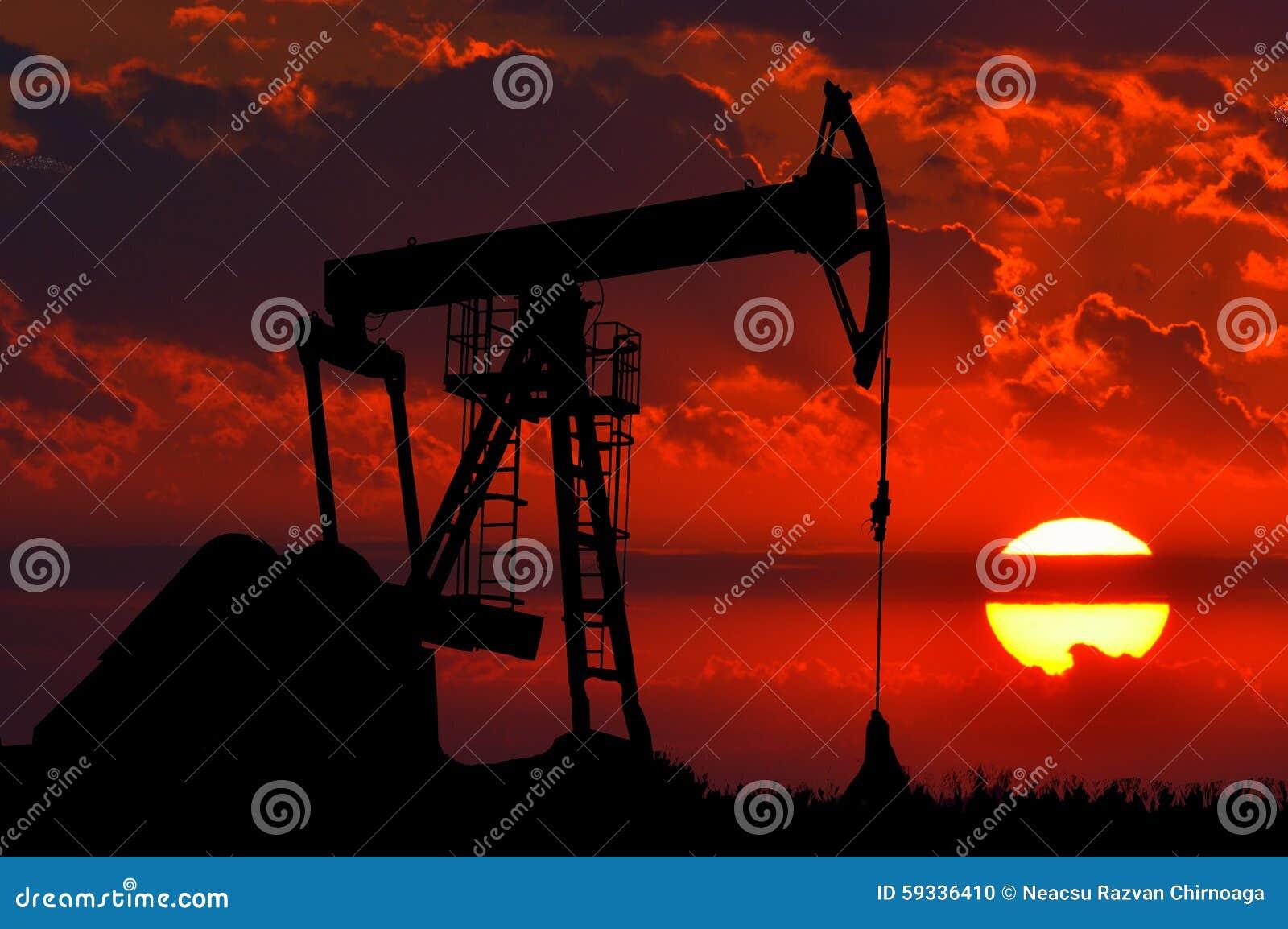 Bomba de petróleo