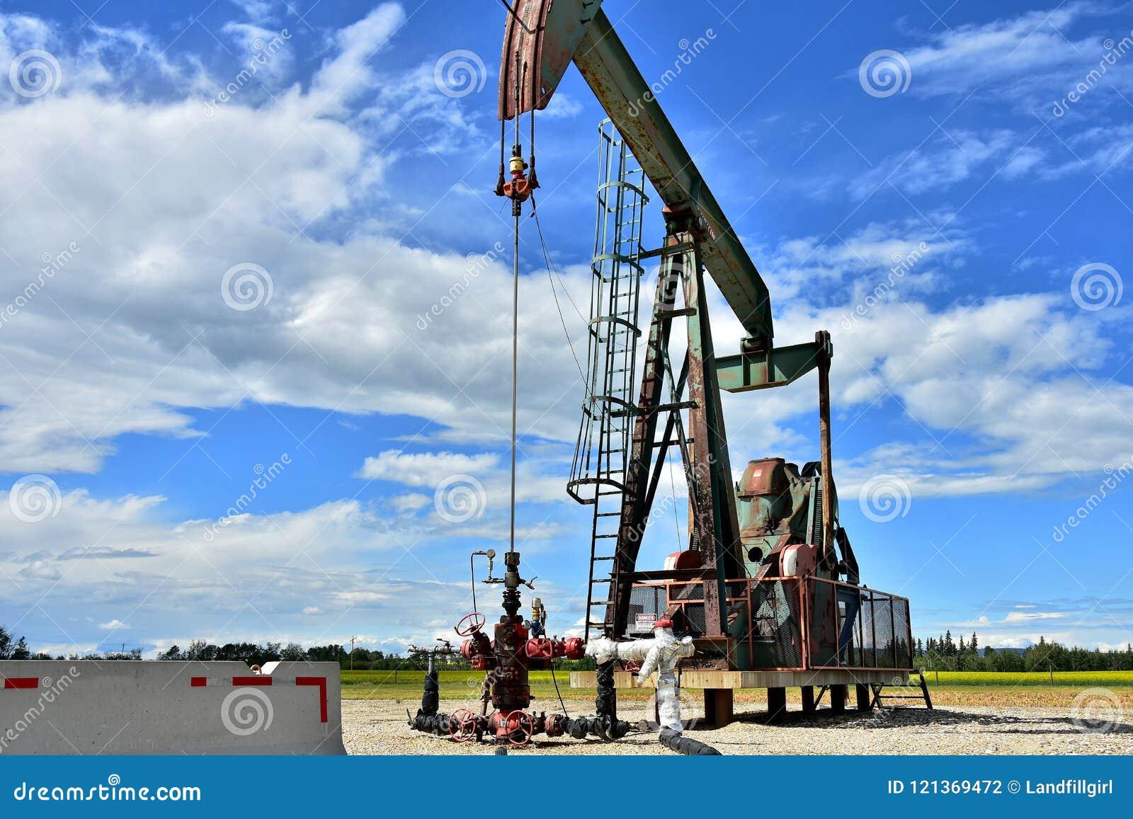 Bomba de poço de petróleo de trabalho Jack