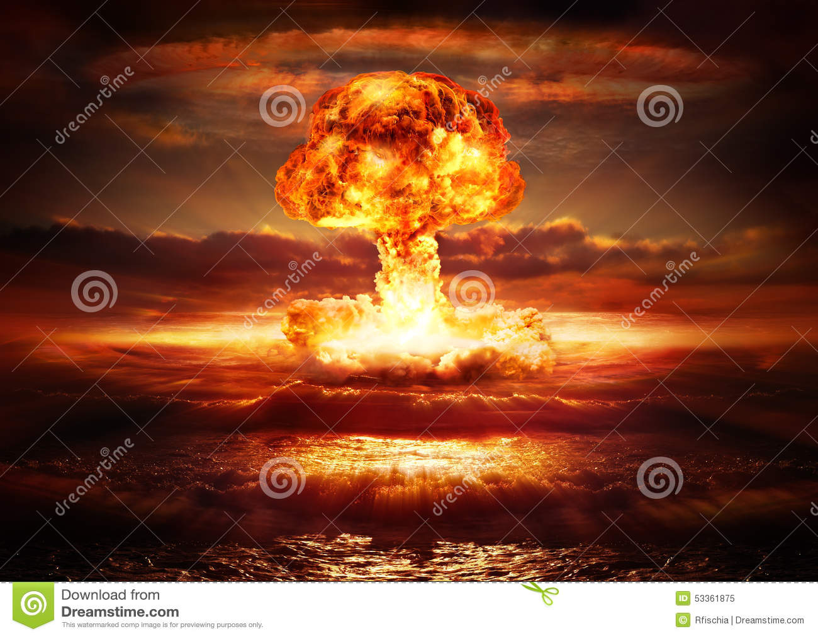 Bomba nucleare di esplosione