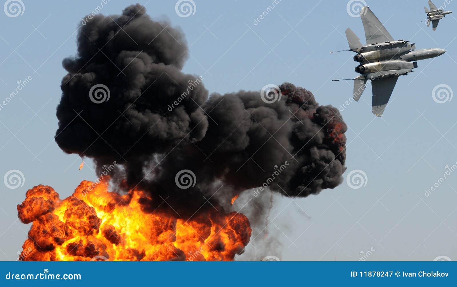 Bombardeio aéreo