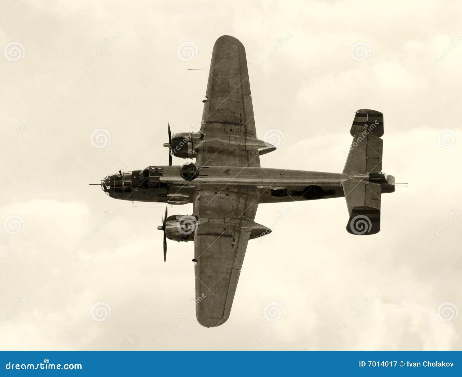 Bombardeiro velho