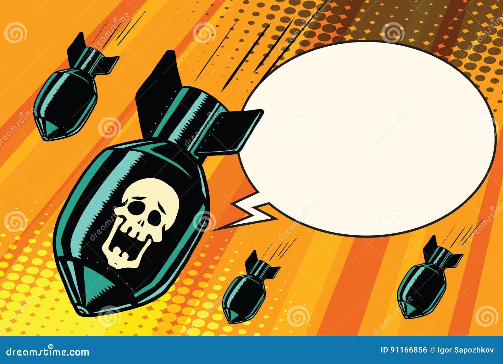 Bombardeo total, gritando ningún esqueleto