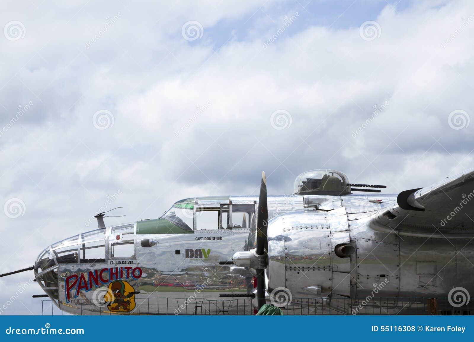 Bombardier de Panchito B25J