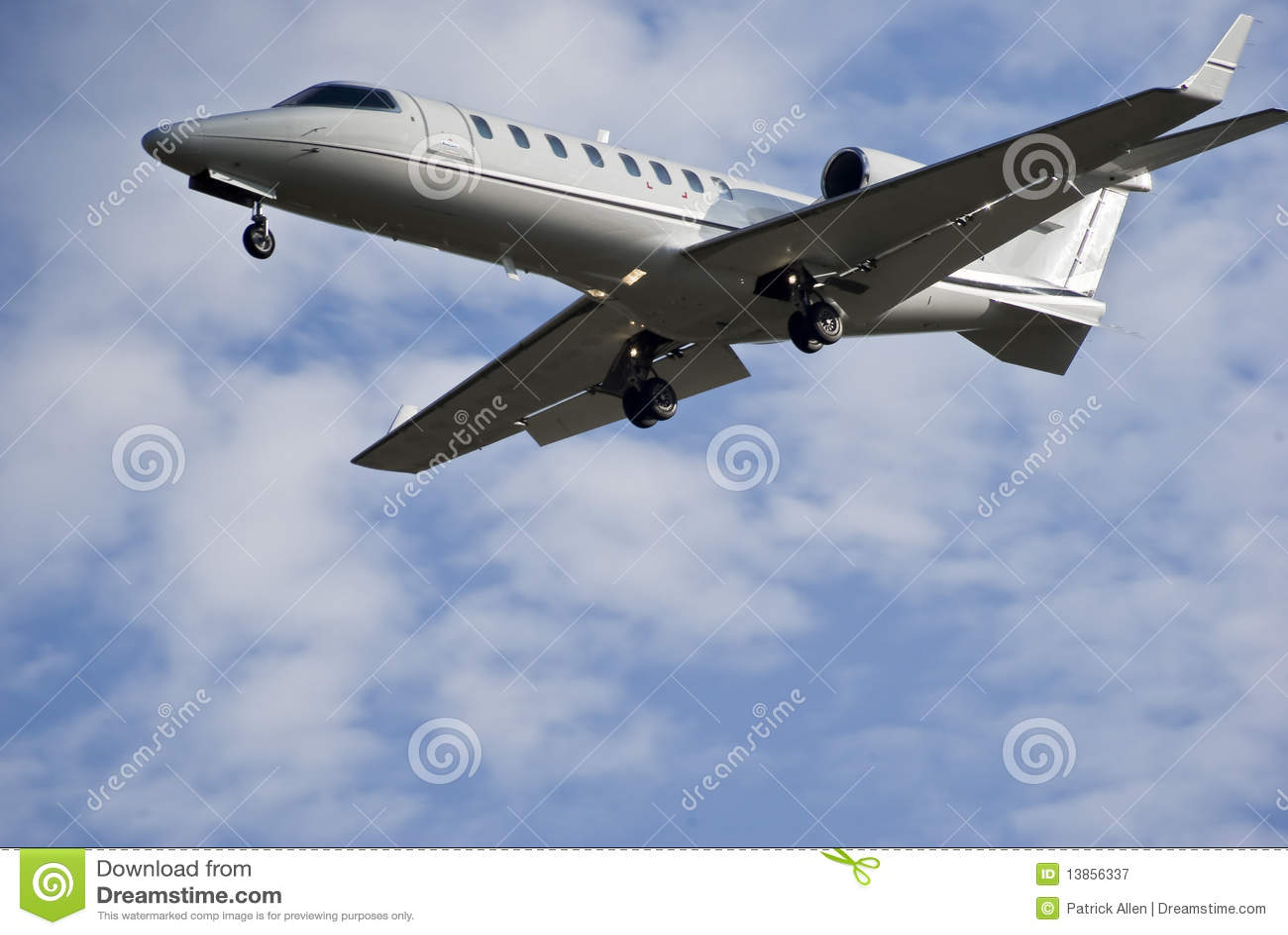Bombardier Learjet aerospaziale 45 - jet di affari