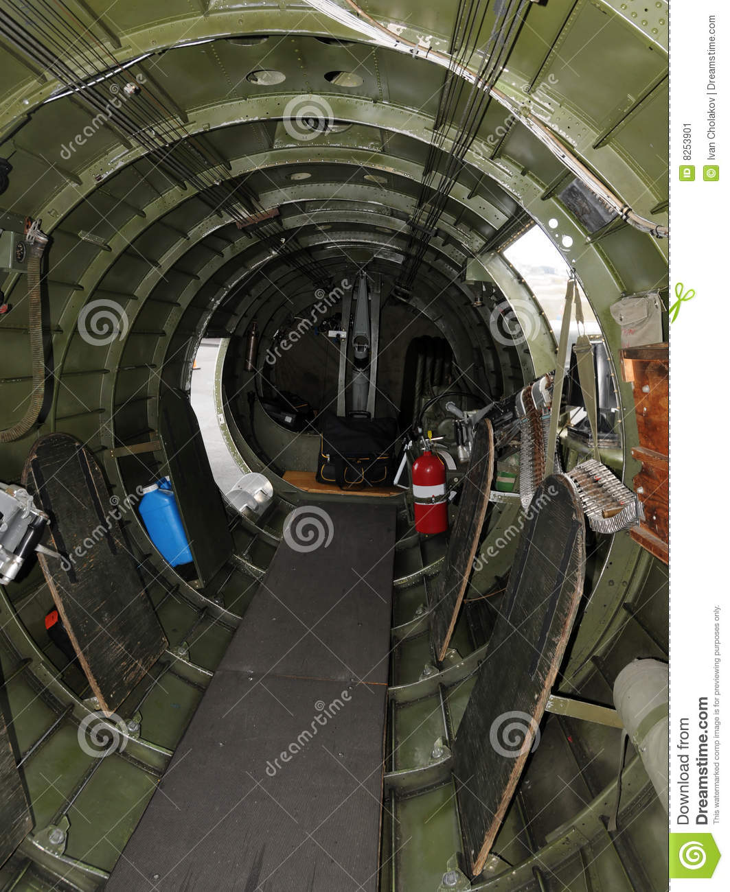 More similar stock images of ` Bomber interior `