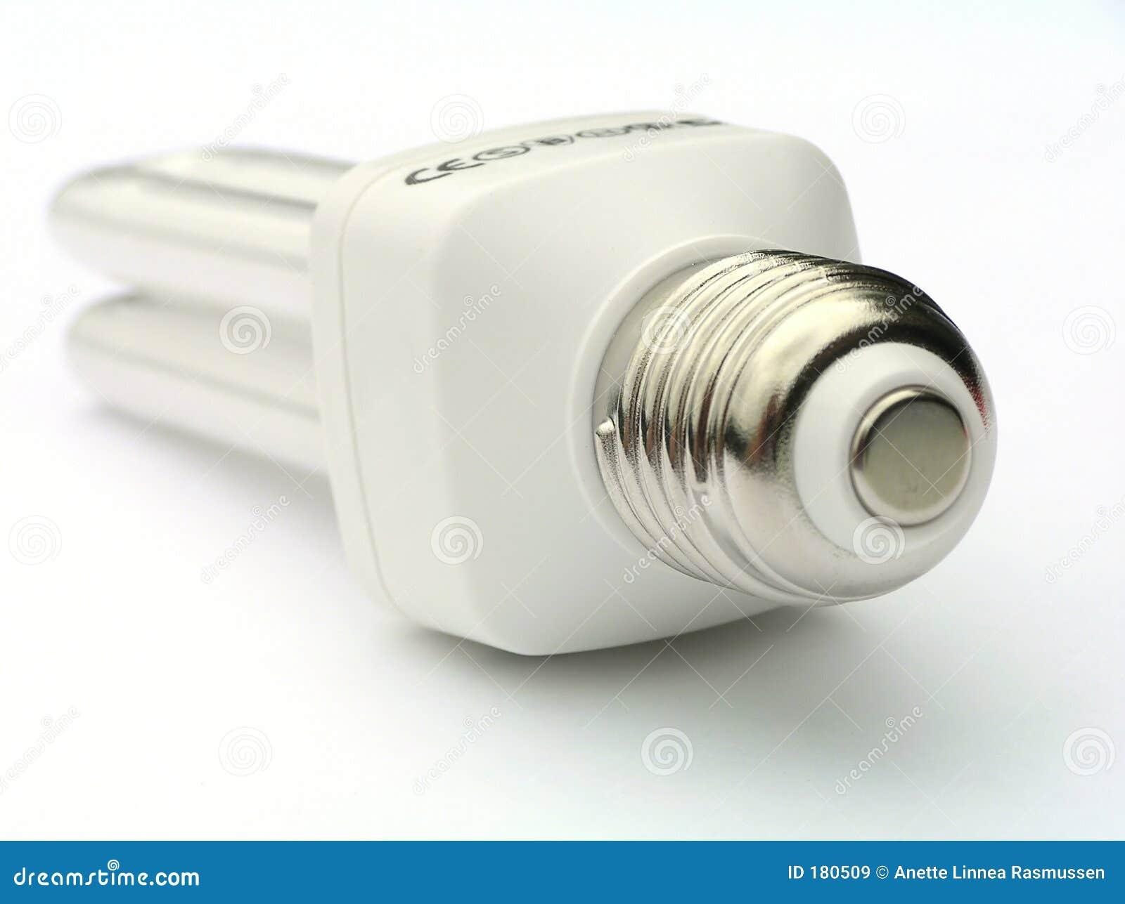 Bombilla del ahorro de energía