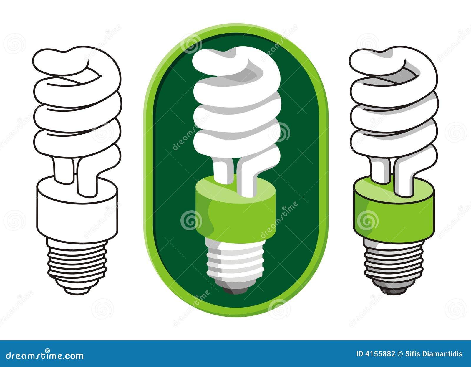 Bombilla fluorescente compacta espiral
