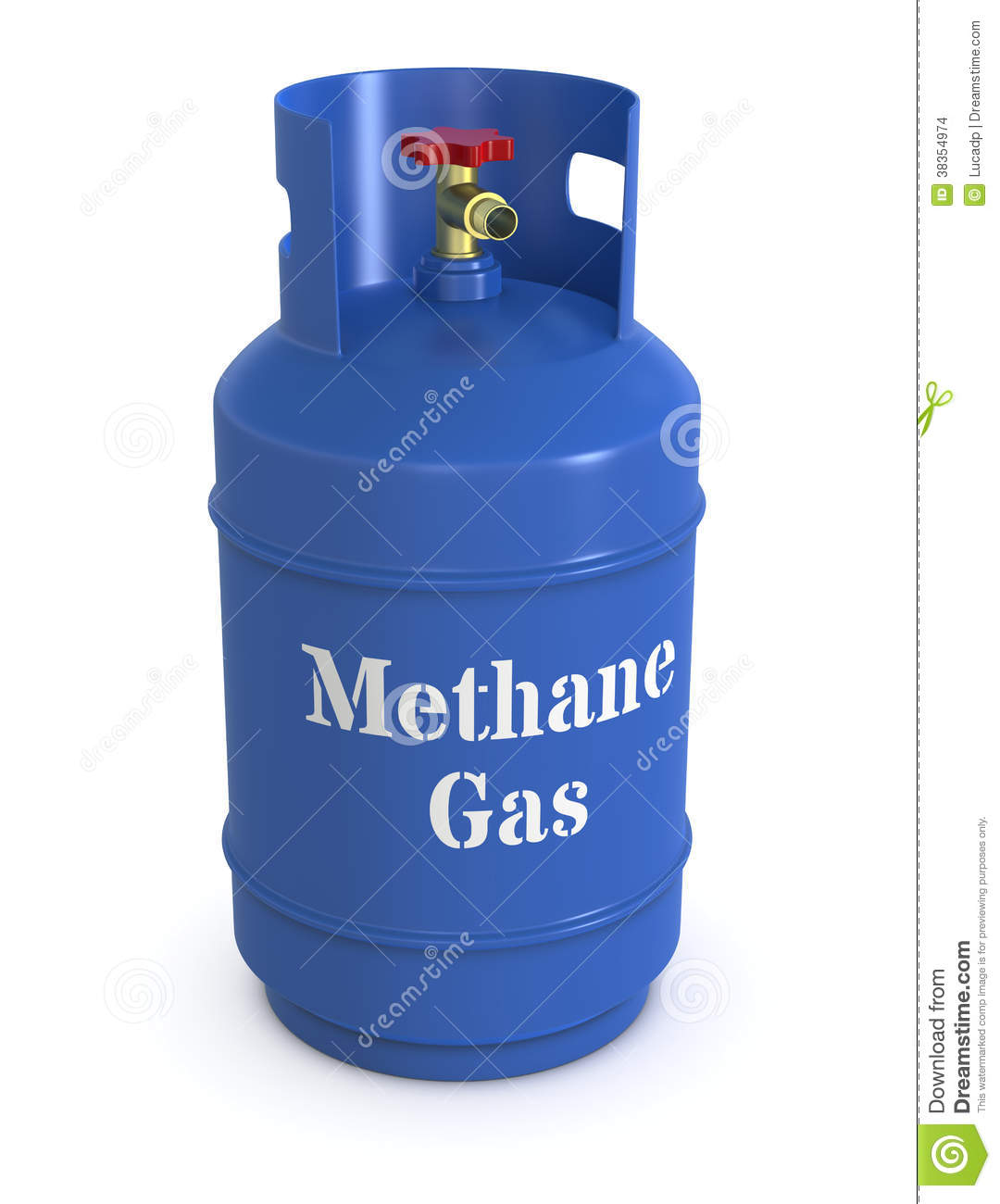 Natural Gas Canister