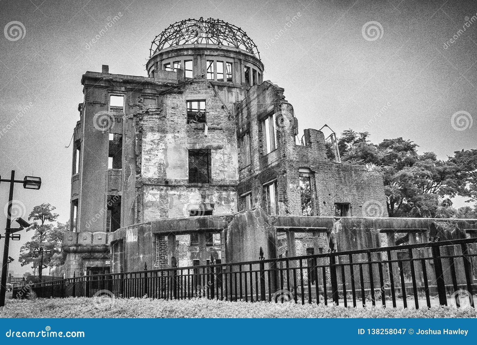 Bombowa kopuła Hiroshima